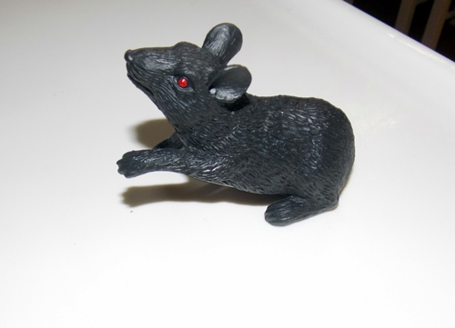 Dollar Store Mouse